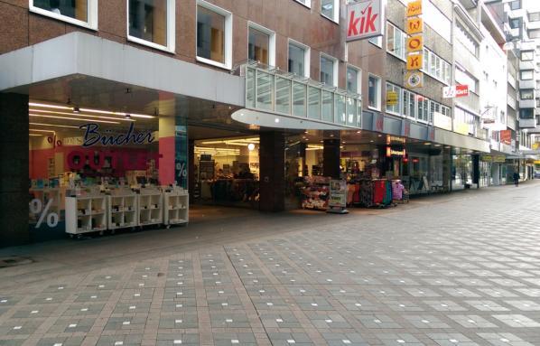 Bücher Outlet Dortmund am Westenhellweg 124